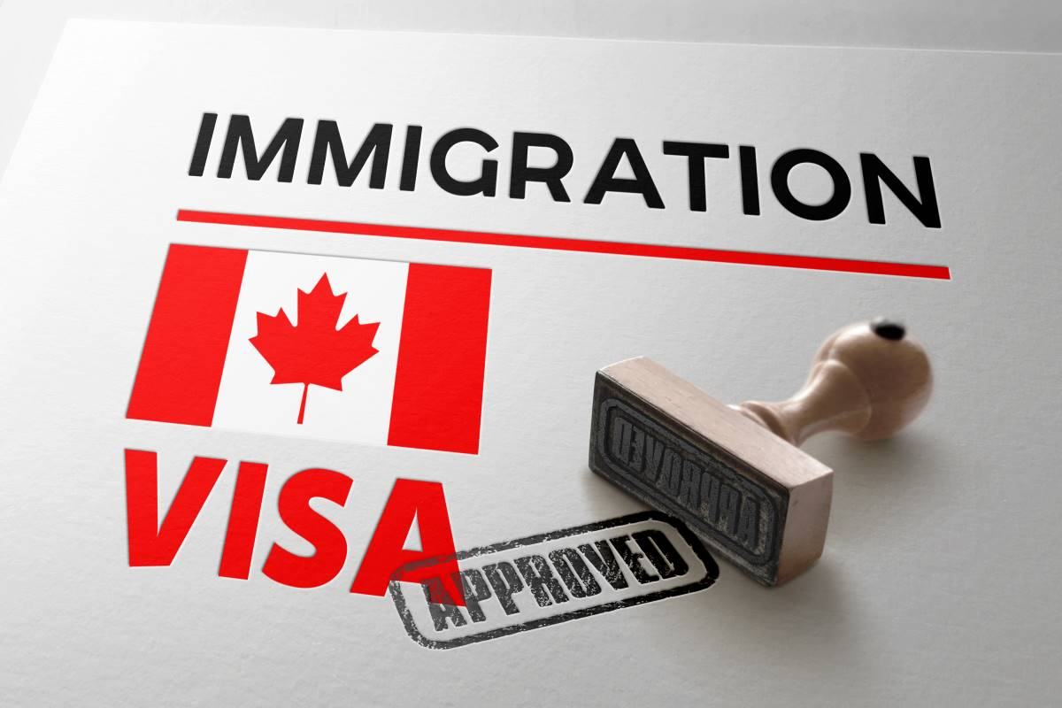 HOW TO FILL A CANADIAN VISA APPLICATION