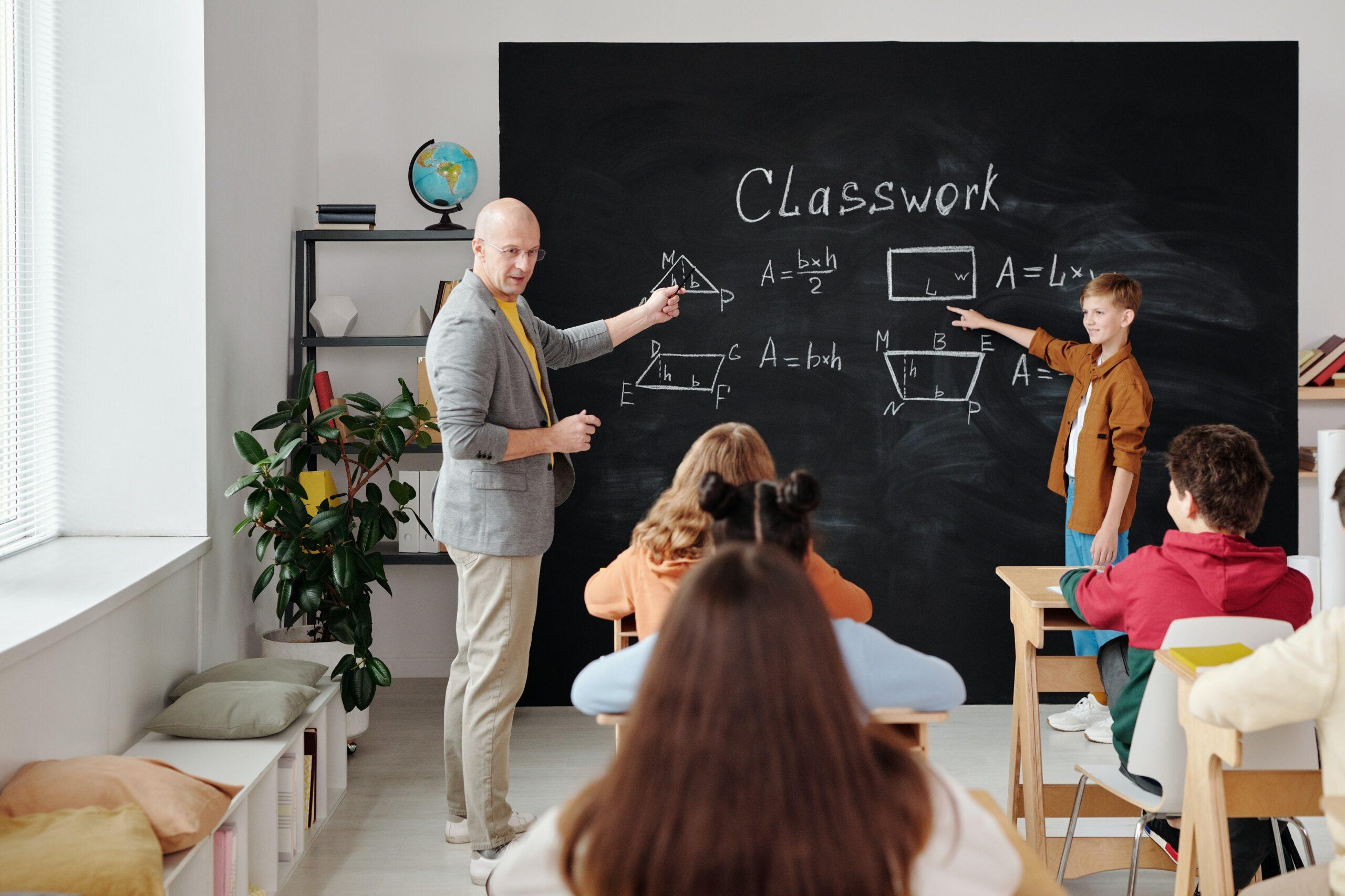 Canada teacher